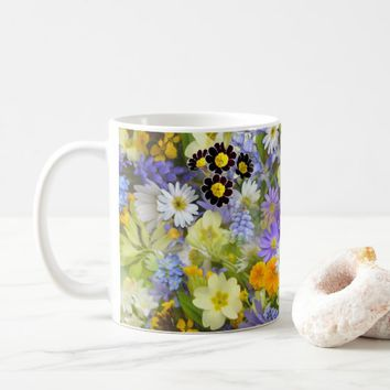 Wildflower Bouquet Mug