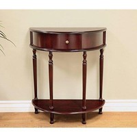 Home End Table Side Table Finish Living Room Side Table Espresso Finish