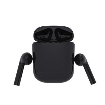 HBQ I7 TWS Wireless Bluetooth Headset In-Ear Invisible Music Earbud Base charger