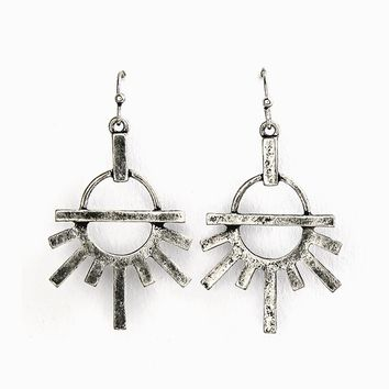 Cowell Hanging Earrings