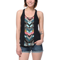 Empyre Girls Greenville Black Racerback Tank Top