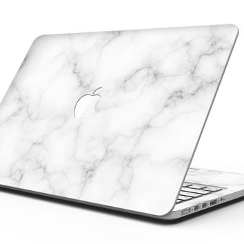 Slate Marble Surface V54 - MacBook Pro with Retina Display Full-Coverage Skin Kit