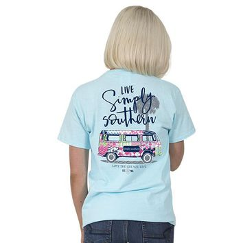 Live Simply Southern Tee by Simply Southern