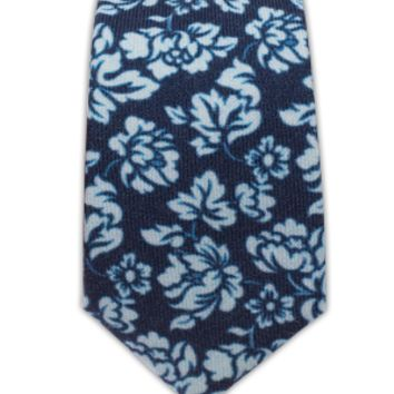 de8db8a5e54b SERPENTINE FLORAL - DEEP GREEN TEAL. thetiebar.com The Tie Bar $19.00. SERPENTINE  FLORAL - NAVY