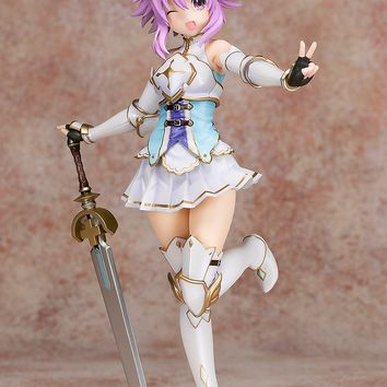 Holy Knight Neptunia - 1/7th Scale Figure - Cyberdimension Neptunia: 4 Goddesses Online (Pre-order)
