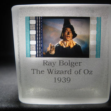 Wizard of Oz - Ray Bulger - Glass Votive