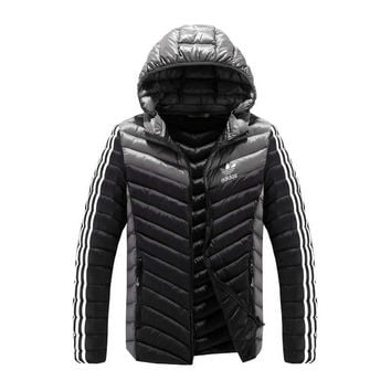 Adidas Mens woman Cotton Coat