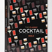 The Classic Cocktail Bible By Allan Gage- Assorted One