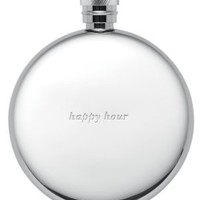 "Silver Street ""Happy Hour"" Flask - kate spade new york"