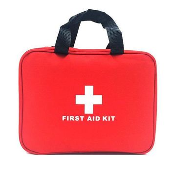 ONETOW 20 Kinds 52PCS First Aid Kit Medical Kit Car Survival First Aid House Medical PacK Camping Hiking Medical Emergency  Treatment