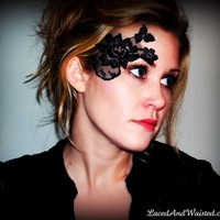 Black Lace Accessory - Adheres To S.. on Luulla