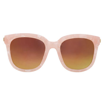 Pearlescent Glasses - Blush