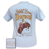 Girlie Girl Originals Hold Your Horses T-Shirt