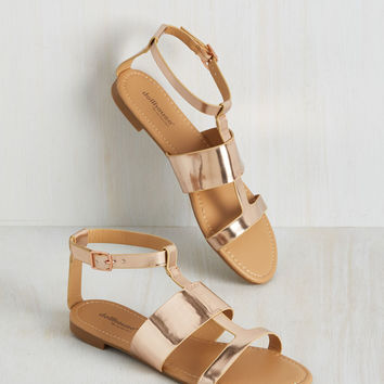 All in Good Shine Sandal | Mod Retro Vintage Sandals | ModCloth.com