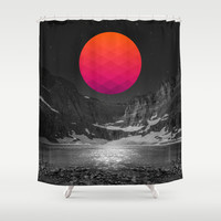It Was Always There Shower Curtain by Soaring Anchor Designs | Society6