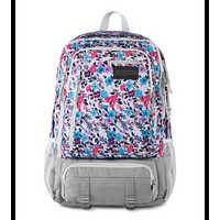 JanSport - Envoy Petal To The Metal Print Backpack