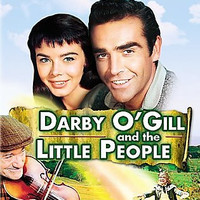Darby Ogill & The Little People (Dvd)