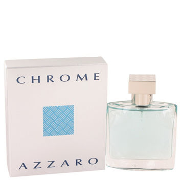 Chrome By Loris Azzaro Eau De Toilette Spray 1.7 Oz