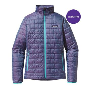 Patagonia Women's Special Edition Nano Puff® Jacket | Concord Purple