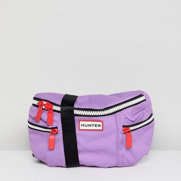Hunter Original Thistle Nylon Bumbag at asos.com