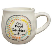Natural Life Cup of Sunshine Mug