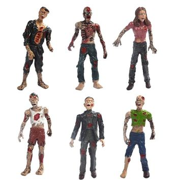 Train to Busan,The walking dead zombies model toys, Halloween horror doll, The zombie toys,horror doll