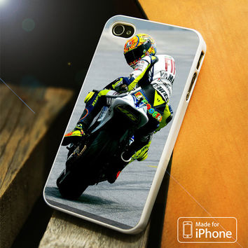 Valentino Rossi Look Back iPhone 4 | 4S, 5 | 5S, 5C, SE, 6 | 6S, 6 Plus | 6S Plus Case