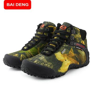 Leather Outdoor Shoes