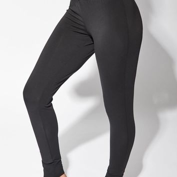 Calvin Klein Large Logo Leggings at PacSun.com