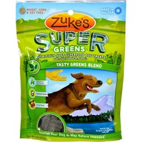 Zuke's Super Greens Blend Treats - 6 Oz