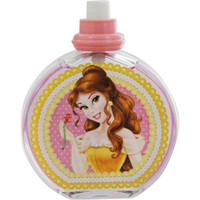 Beauty & The Beast By Disney Princess Belle Edt Spray 3.4 Oz *tester