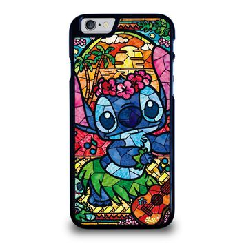 LILO & STITCH STAINED GLASS iPhone 6 / 6S Case