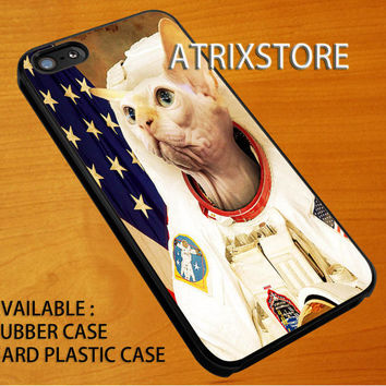 cat astronut,Accessories,Case,Cell Phone,iPhone 5/5S/5C,iPhone 4/4S,Samsung Galaxy S3,Samsung Galaxy S4,Rubber,09-07-13-Rk