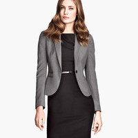 Single-breasted Blazer - from H&M