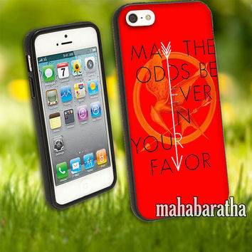The Hunger game Quote cover case for iPhone 4 4S 5 5C 5S 6 6 Plus Samsung Galaxy s3 s4 s5 Note 3