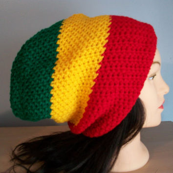 Nice Rasta Hat Knit Pattern Vignette - Knitting Pattern Ideas ...