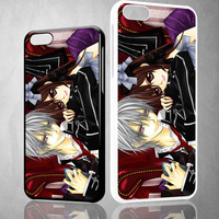 Vampire Knight X1577 iPhone 4S 5S 5C 6 6Plus, iPod 4 5, LG G2 G3 Nexus 4 5, Sony Z2 Case
