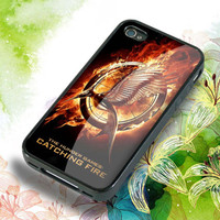 the hunger games catching fire -iPhone 4/4s,5/5s,5c,and Samsung s3/s4