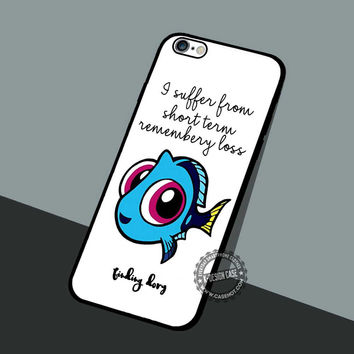 Finding Dory Gift - iPhone 7 6 5 SE Cases & Covers