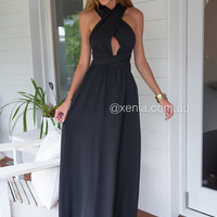 The Perfect Date Maxi Dress