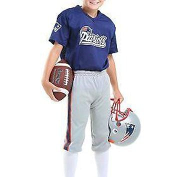 NFL Patriots Uniform Costume