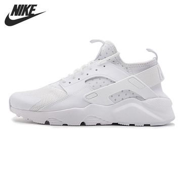 Original New Arrival 2017 NIKE AIR HUARACHE RUN ULTRA Men's Running Shoes Sneakers