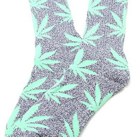 The Plantlife Socks in Navy