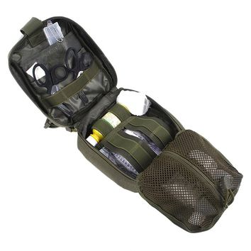 New Tactical First Aid Kits Safety Camping Survival Medical Military Utility Pouch First Aid Bag Package For Travel Rescue Bags