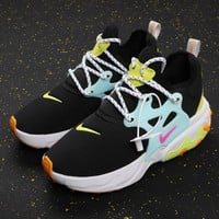 HCXX 19Aug 523 Nike React Presto CJ0554-001 Sneakers Casual Jogging Shoes