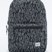 Herschel Supply co. Settlement Black and White Rain Camo Backpack - Urban Outfitters