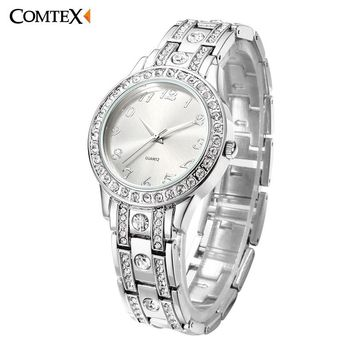 Fashion Women Watches 2017 Quartz Watch Elegant Shiny Ladies Watch Japan Movement Wrist Watches Christmas Gifts Zegarek Damski