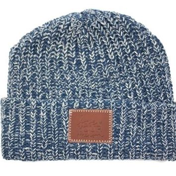 Summit Speckled Cuffed Beanie - Love Your Melon