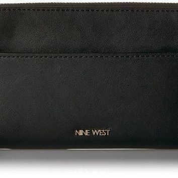 PEAPGQ6 Nine West Nine West Zip Around Wallet with Pouch Wallet Wallet