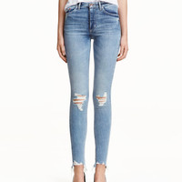 H&M Skinny Ankle Jeans $39.99